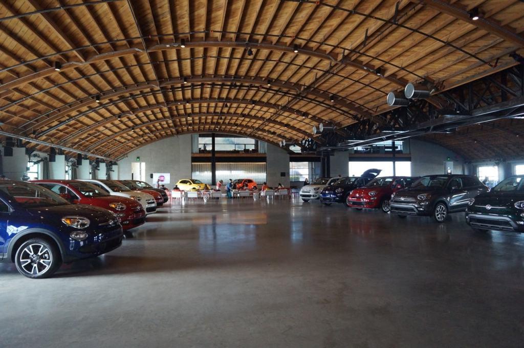 Fiat 500X lineup