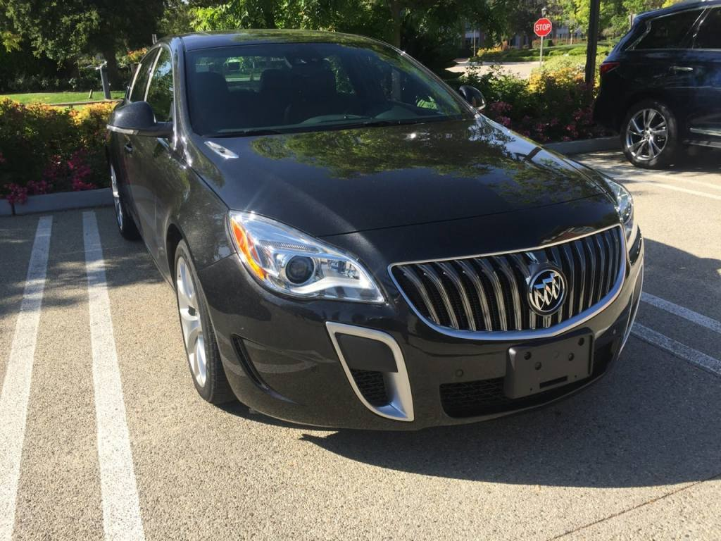 2015 Buick Regal GS