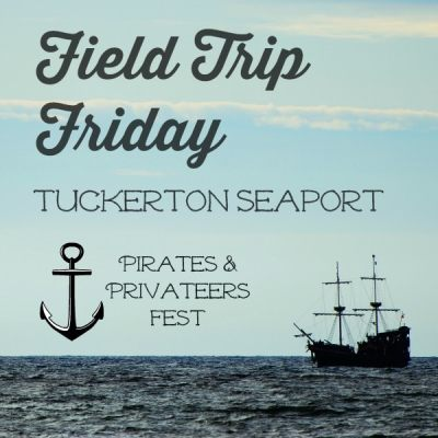 A Weekend of Pirates and Camping in Tuckerton, NJ