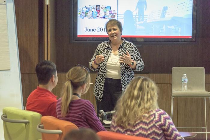 NPPC - Meet Purina Digital Influencer Symposium in St. Louis - Janet Jackson