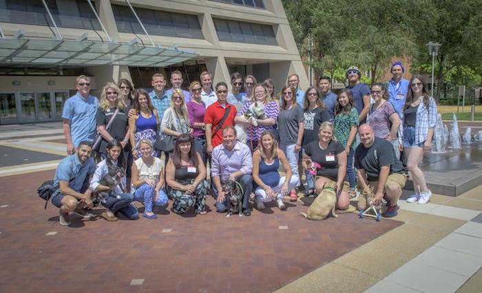 NPPC -  Meet Purina Digital Influencer Symposium in St. Louis