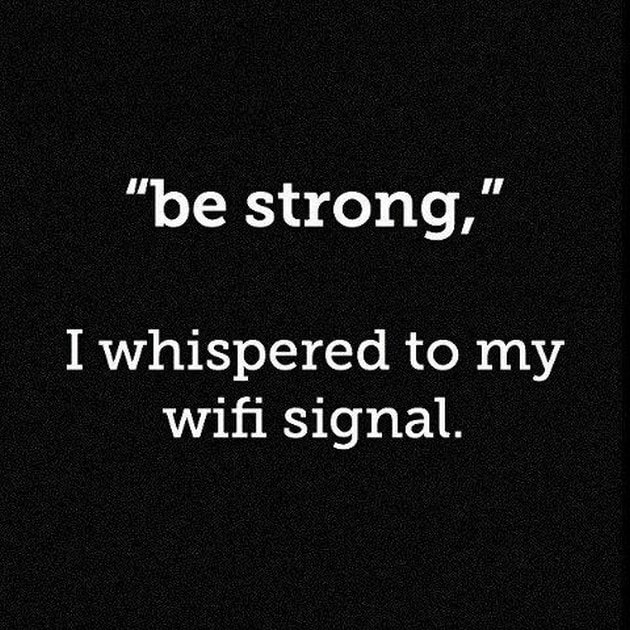 Wifi quote
