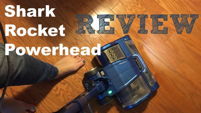 Shark Rocket Powerhead review