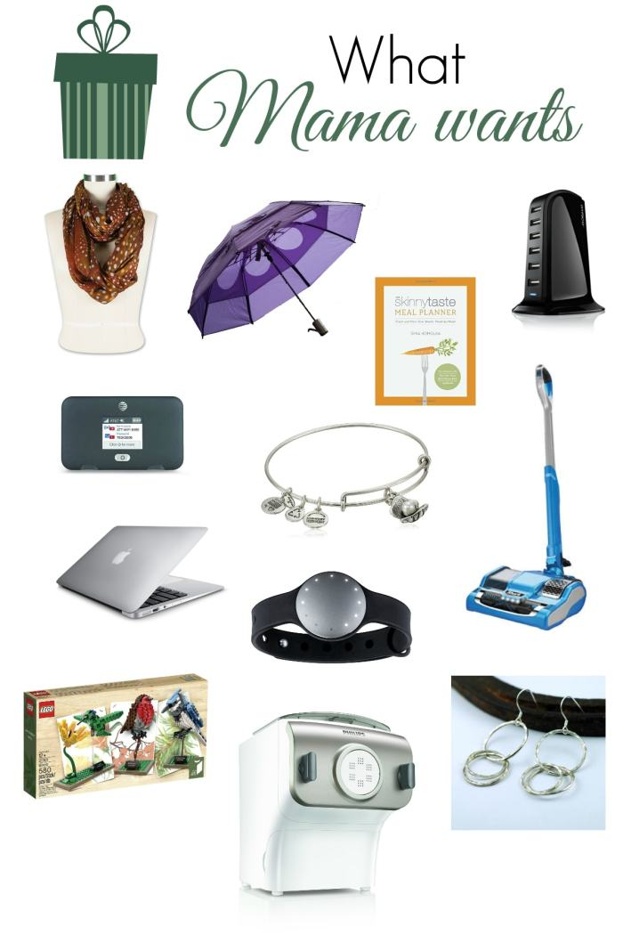 What Mama Wants Gift Guide