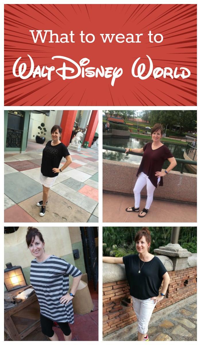 What to wear to Walt Disney World