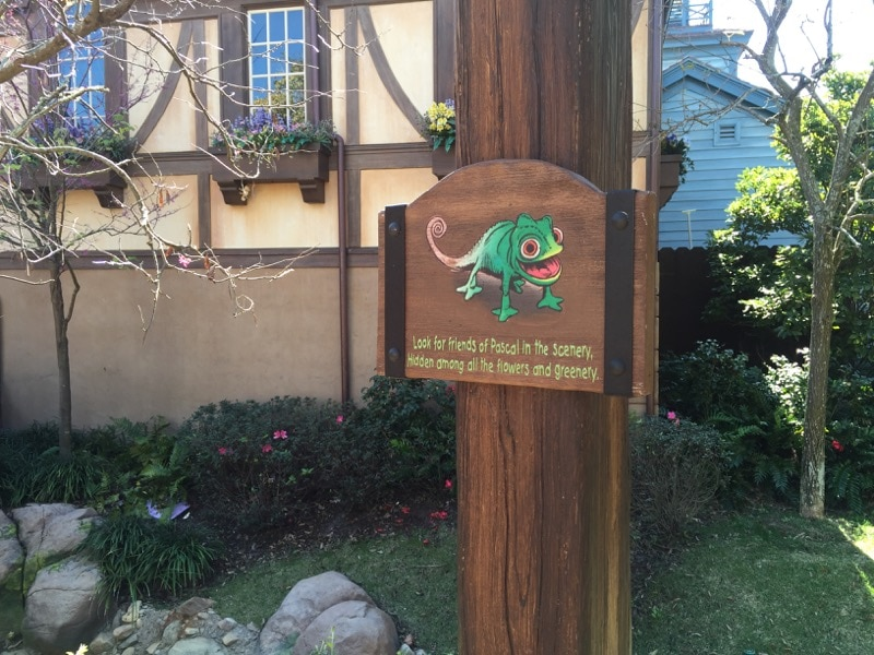 Pascal rest area in New Fantasyland