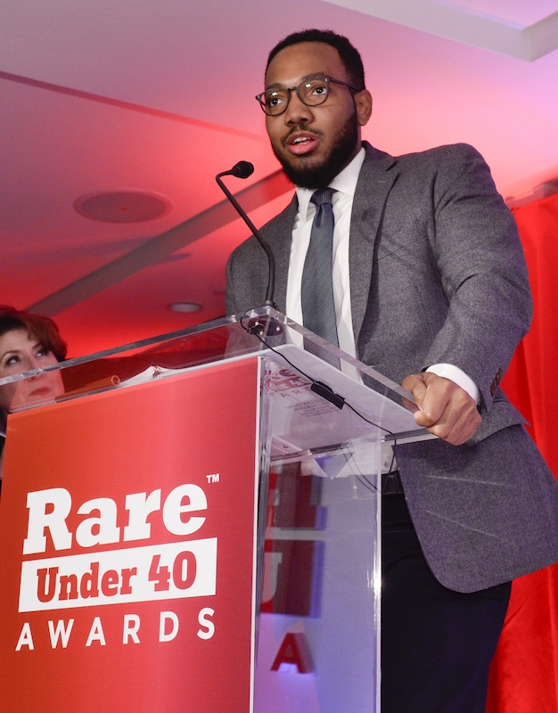 RARE Under 40 Awards - Orlando Watson