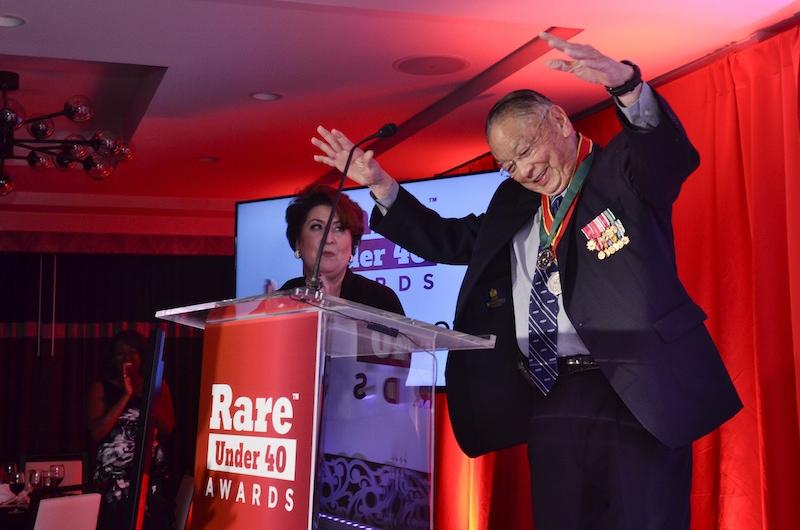 RARE Under 40 Awards - Wade Ishimoto