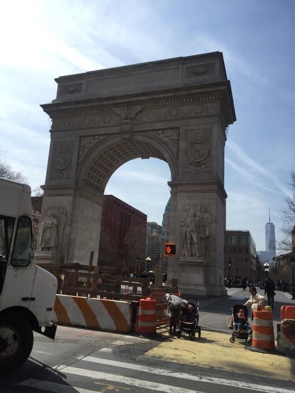 Washington Square - NYC