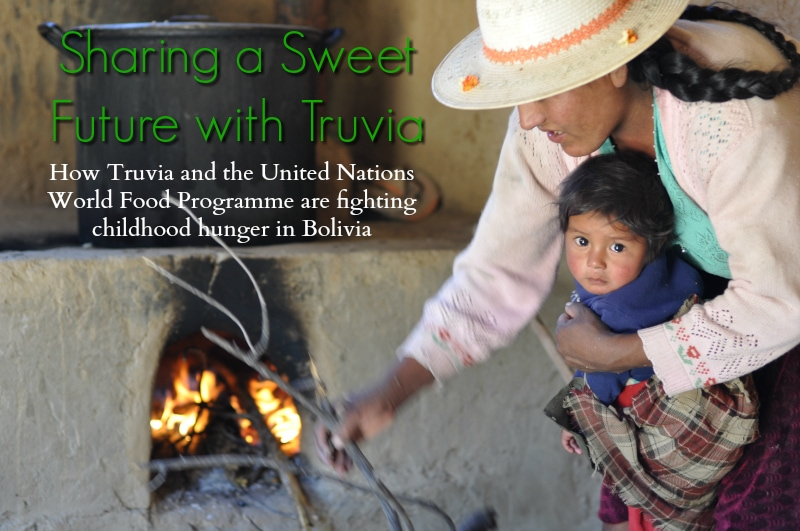 Sharing a Sweet Future with Truvia