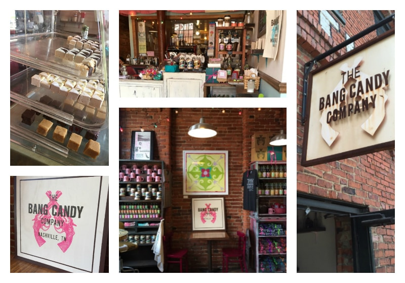 The Bang Candy Company - Nashville