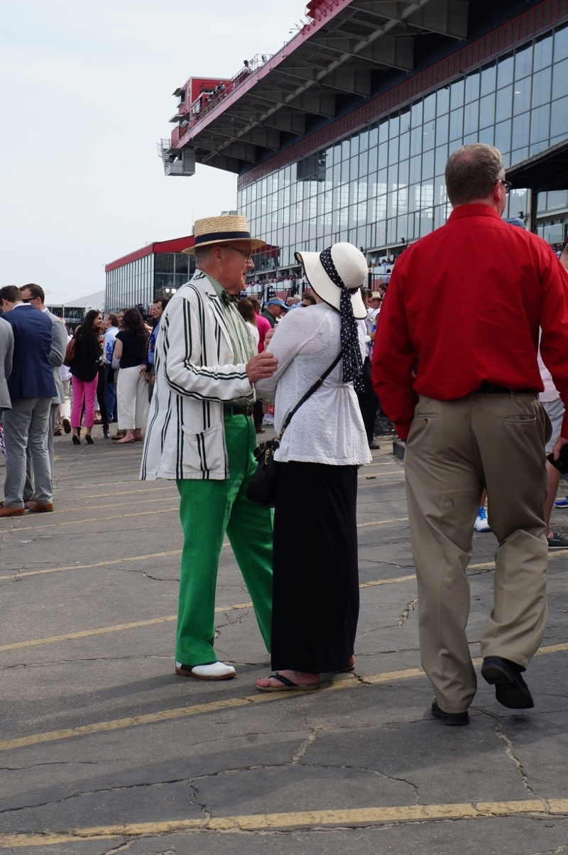 Preakness fashion
