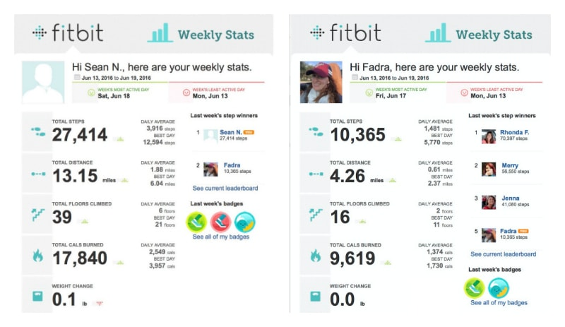 Fathers Day Fitness Challenge - Week 1