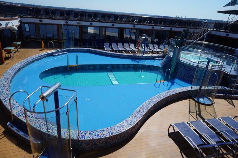Pool - Carnival Pride