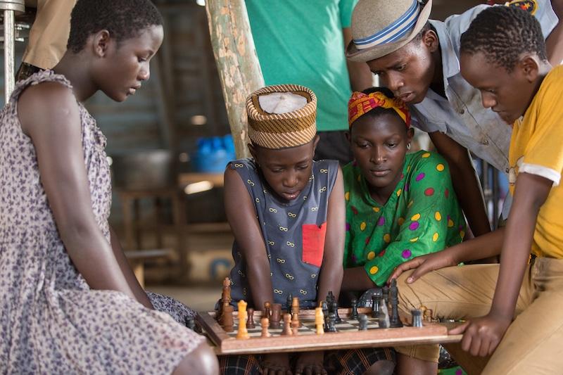 Queen of Katwe movie