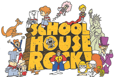 Schoolhouse Rock logo