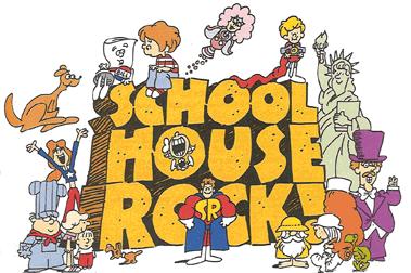 Schoolhouse Rock logo
