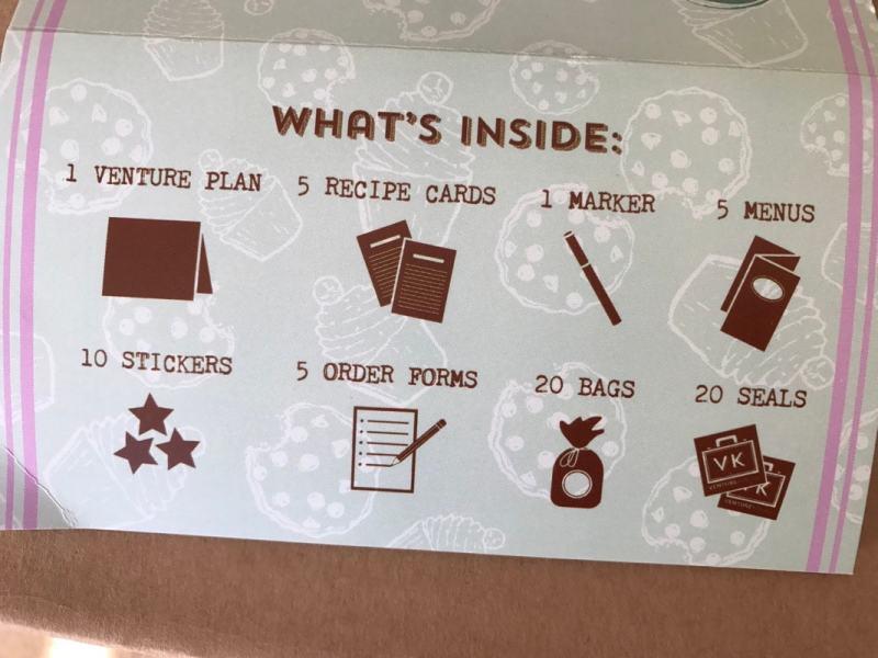 Venture Kits contents