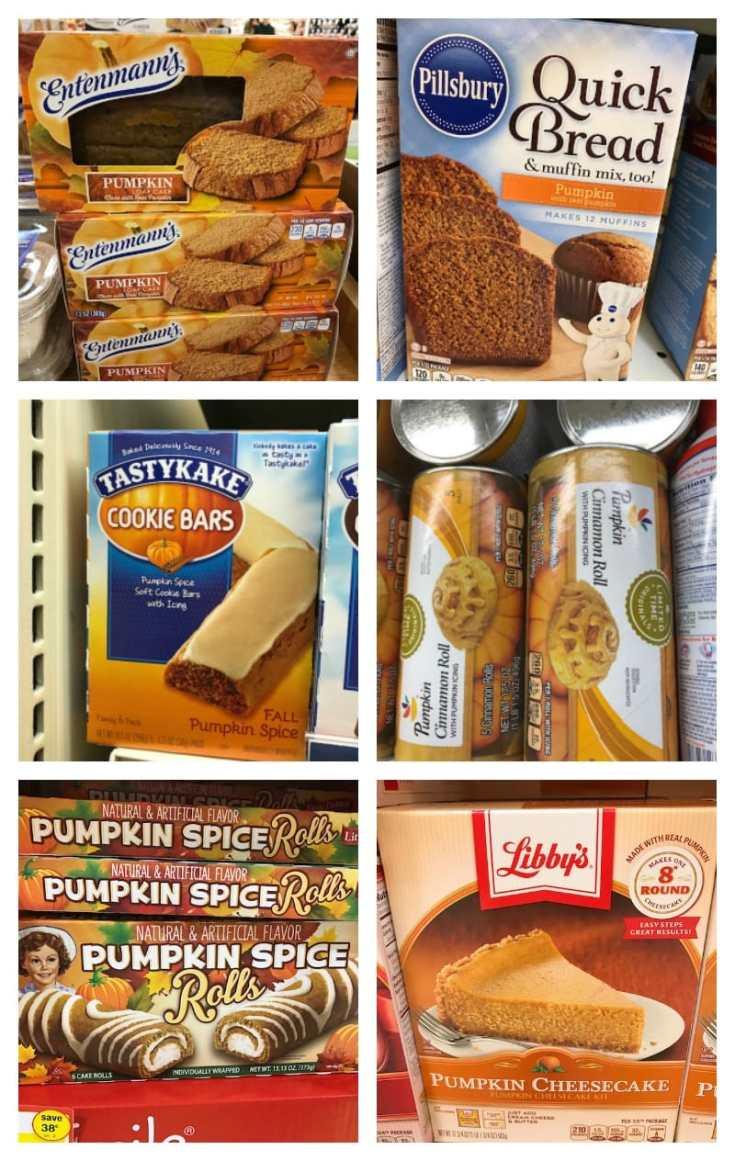 pumpkin-spice-baked-goods