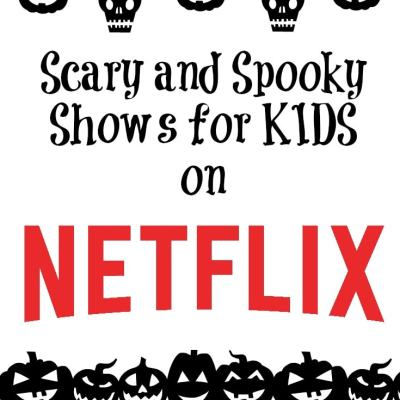 15 Things for Kids to Watch for Halloween