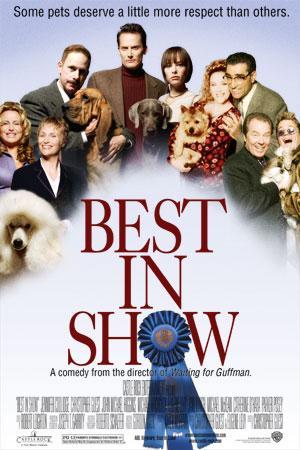 Best in Show movie poster