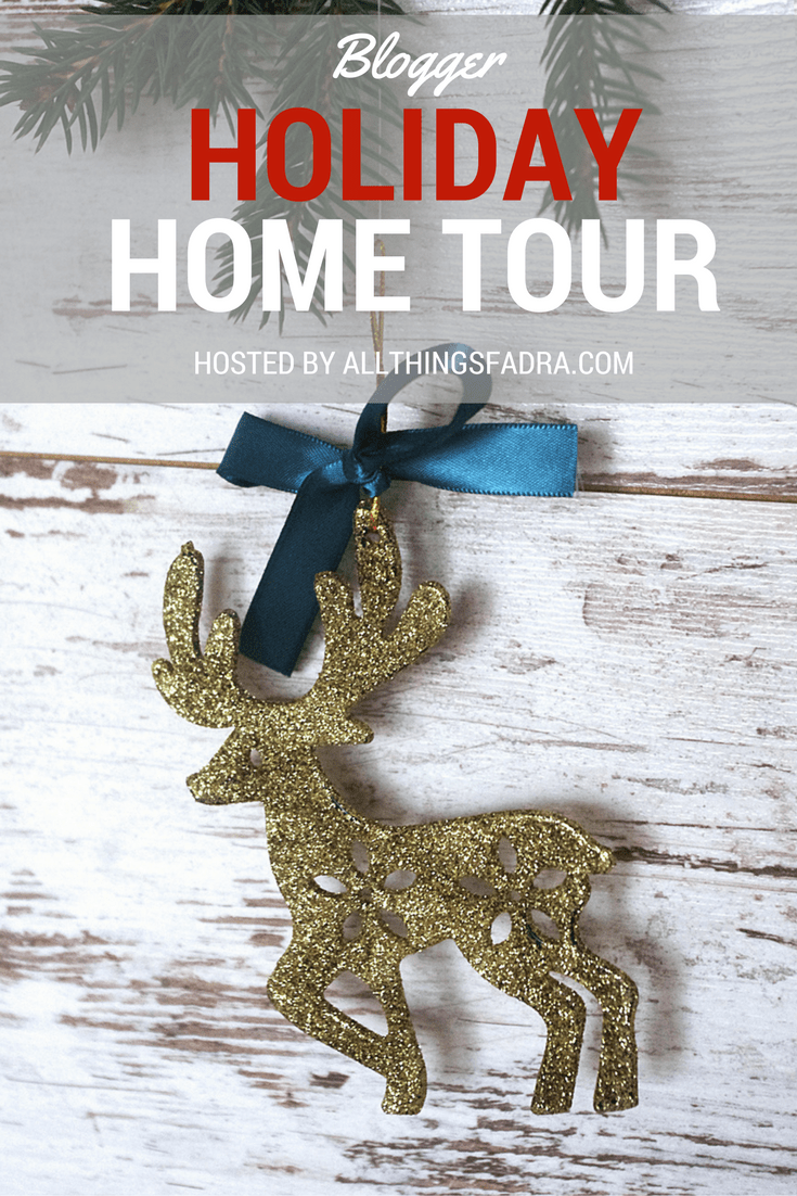 Blogger Holiday Home Tour