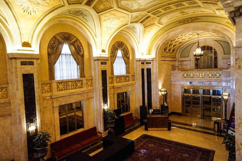 Lobby - Hershey Theatre