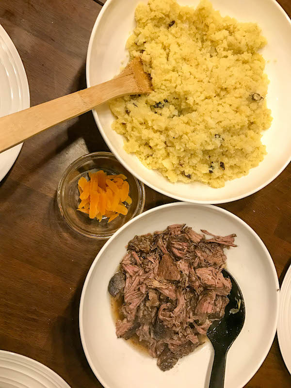 Whole30 Moroccan Beef
