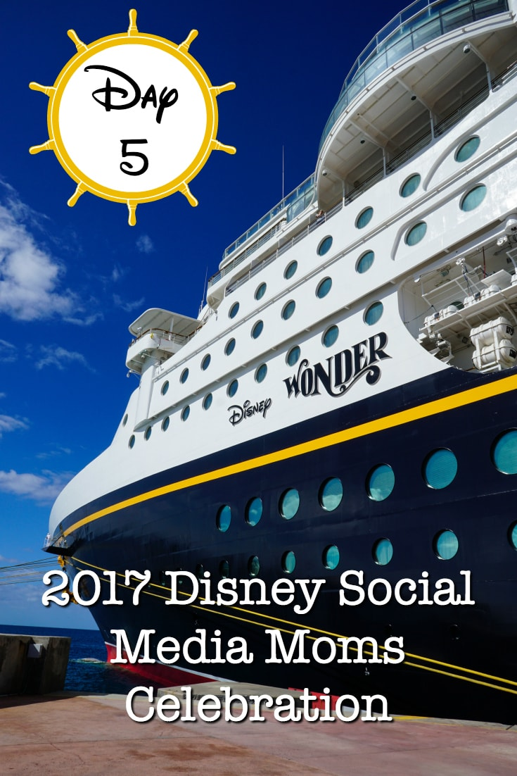 Day 5 - Disney Social Media Moms Celebration