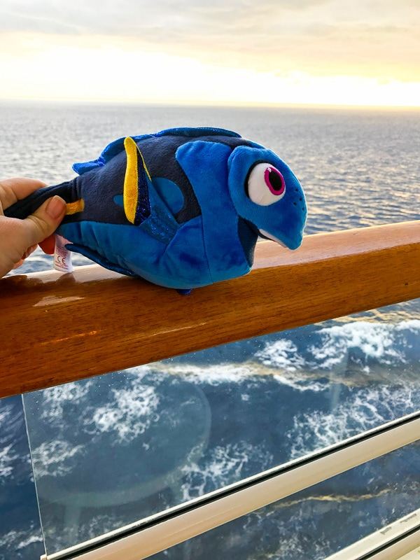 Just Keep Swimming - Finding Dory