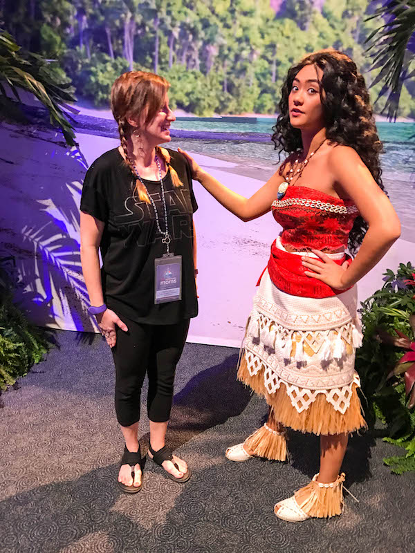 Meeting MOANA