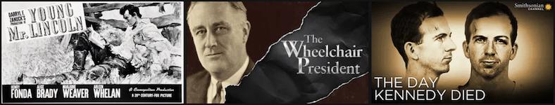 Presidents on Netflix 2