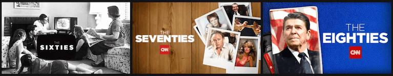 Three decades of history on CNN
