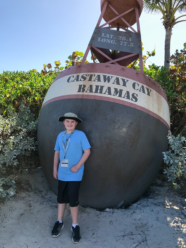 Welcome to Castaway Cay