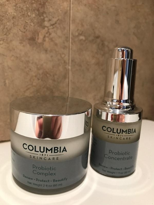 Columbia Skincare Probiotics