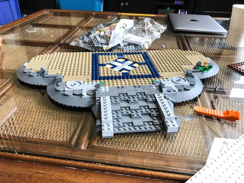 LEGO Disney Castle - Bag 1