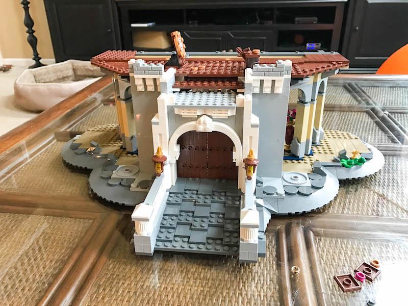 LEGO Disney Castle - Bag 4 front