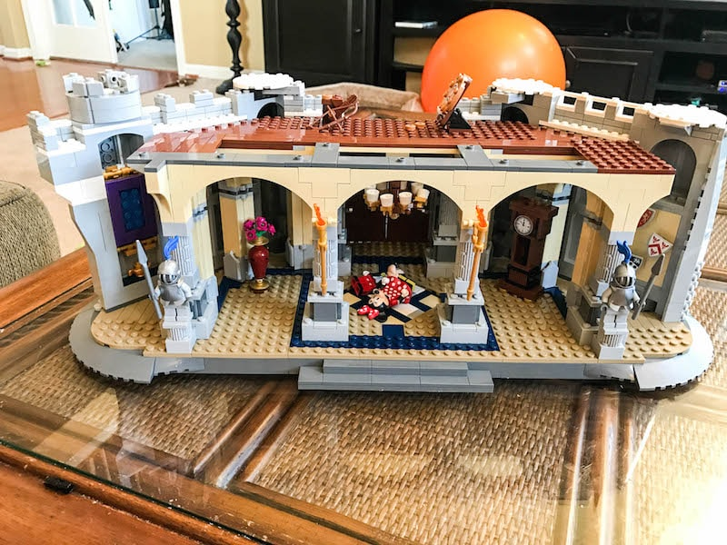 LEGO Disney Castle - Bag 5 rear