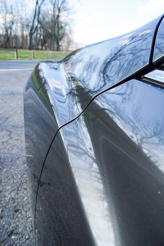 Mazda6 - exterior curves