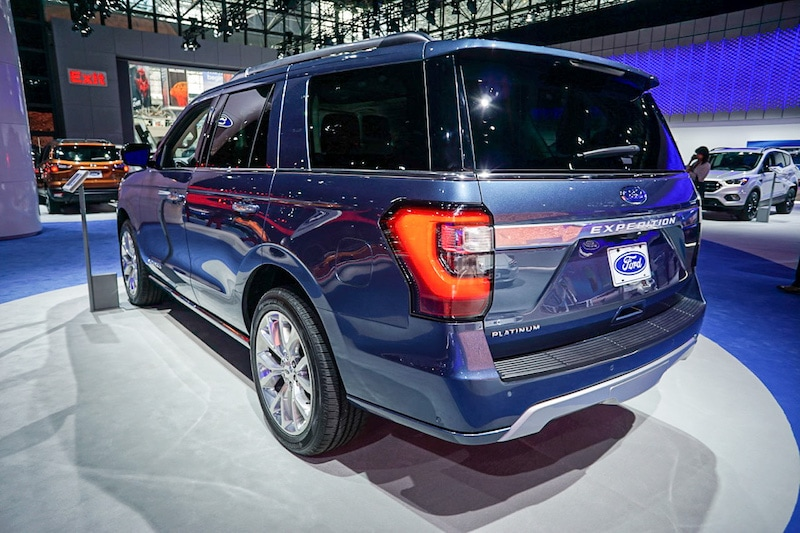 Ford Expedition rear