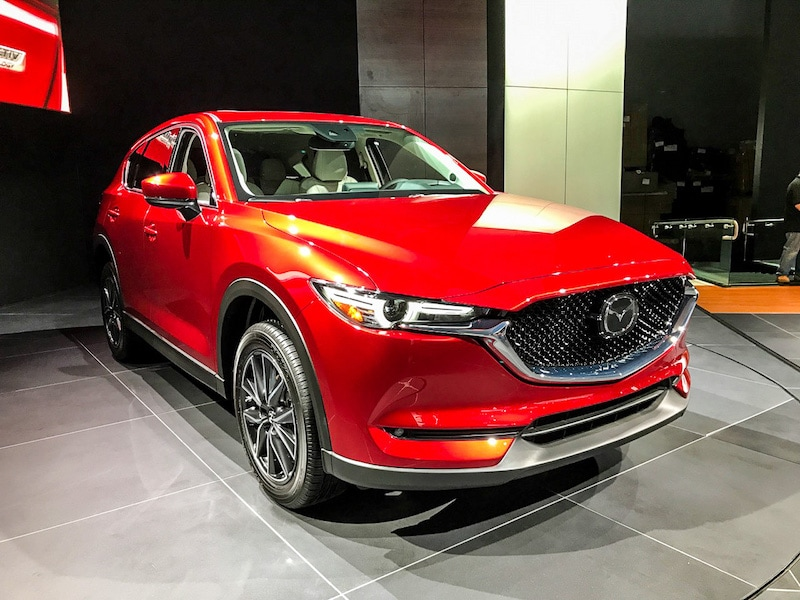 The Best Of The 2017 New York International Auto Show