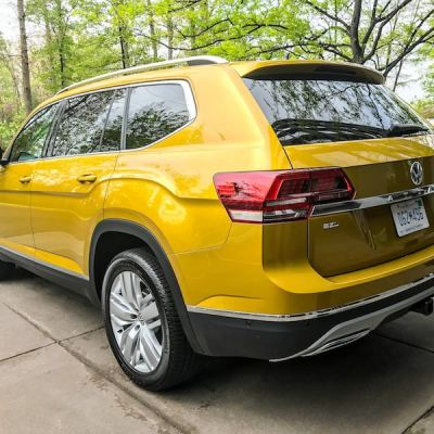 First Look at the Volkswagen Atlas – You Know You Want to Look!