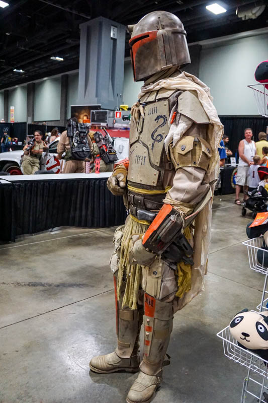 Bounty hunter - Awesome Con
