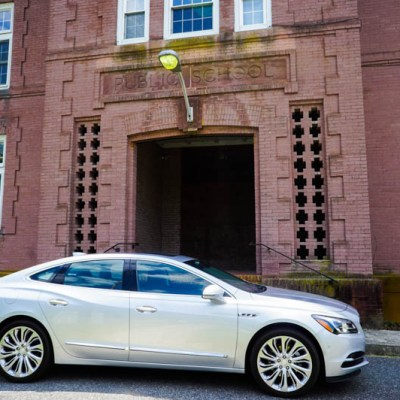 A Slice of Americana in the 2017 Buick LaCrosse