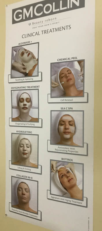 Facial types - Darrell Barrett Salon and Spa
