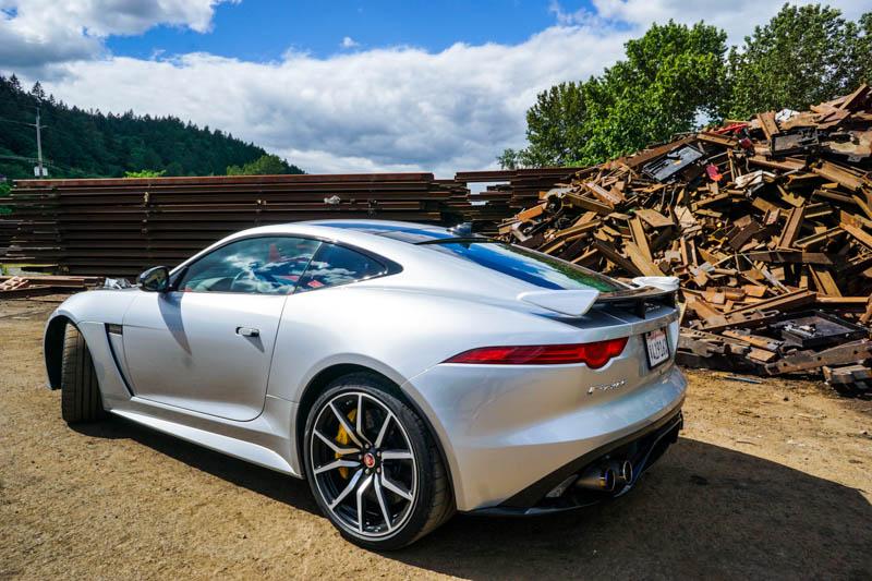 Heels & Wheels - Jaguar F-TYPE
