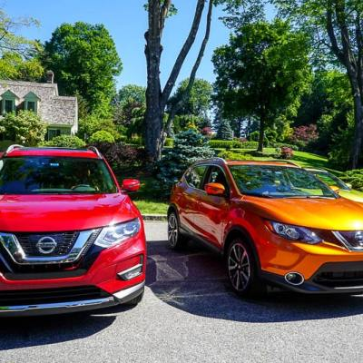 Our mother-son Rogue Trip to Connecticut in the new Nissan Rogue SPORT!