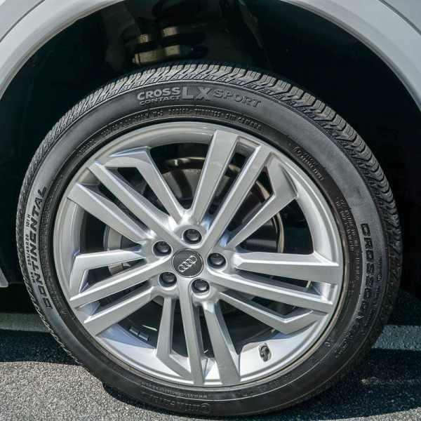 Audi Q5 wheels
