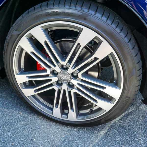 Audi SQ5 wheels
