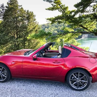 2017 Mazda MX-5 RF: When you have room for one more car in the driveway